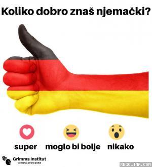 Ultrabrzi tečaj njemačkoga jezika A1+A2